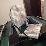 Поворотное кресло для лодки ПВХ, фото 2