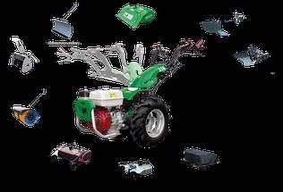 Навесное оборудование к мотоблокам и мототракторам
