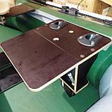 Подставка под спиннинги и эхолот с откидным столиком, фото 2