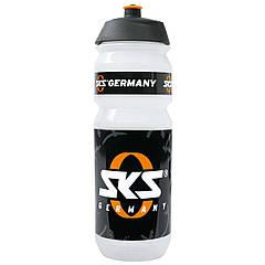 Фляга SKS DRINKING BOTTLE SKS-GERMANY LOGO 750ML TRANSPARENT (698294)