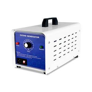 Промышленный генератор озона 10 г/час D-10G. Мощный озонатор для больших помещений до 200 кв.м