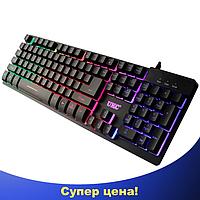Игровая клавиатура с подсветкой UKC ZYG-800, фото 1