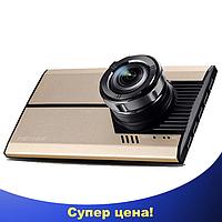"""Автомобільний відеореєстратор DVR T360/238 - ультра-тонкий реєстратор у авто з діагоналлю екрана 3.0"""", фото 1"""