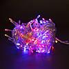 Новогодняя многоцветная гирлянда LED 200 M ( 200 светодиодов ) светодиодная, фото 5
