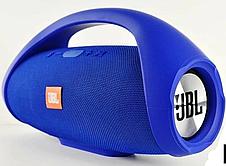 Портативная колонка 40 Вт Boombox Синяя, акустическая система блютуз бумбокс, Bluetooth акустика на, фото 2