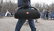 Портативна колонка JBL Boombox велика Синя, акустична система блютуз жбл бумбокс Bluetooth 40 Вт, акустика на акумуляторах на природу і додому, фото 3