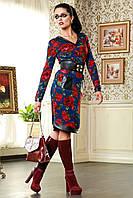 Платье из ангоры Олимпия А1 Медини 42-44 размеры