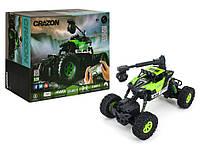 Автомобиль-амфибия  Crazon Crawler с камерой зеленый