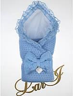 """Конверт-одеяло на выписку демисезонный """"Сказка"""" на мальчика и девочку"""