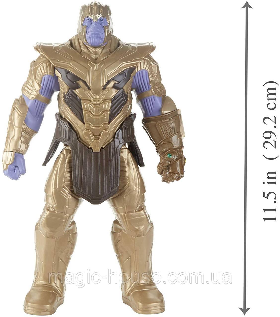 Фигурка Танос Мстители Финал Avengers Marvel Endgame Titan Hero Thanos Оригинал от Hasbro