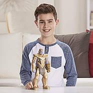 Фигурка Танос Мстители Финал Avengers Marvel Endgame Titan Hero Thanos Оригинал от Hasbro, фото 2