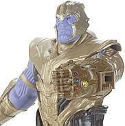 Фигурка Танос Мстители Финал Avengers Marvel Endgame Titan Hero Thanos Оригинал от Hasbro, фото 3