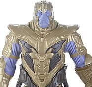 Фигурка Танос Мстители Финал Avengers Marvel Endgame Titan Hero Thanos Оригинал от Hasbro, фото 5