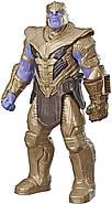 Фигурка Танос Мстители Финал Avengers Marvel Endgame Titan Hero Thanos Оригинал от Hasbro, фото 6