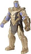 Фигурка Танос Мстители Финал Avengers Marvel Endgame Titan Hero Thanos Оригинал от Hasbro, фото 7