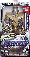 Фигурка Танос Мстители Финал Avengers Marvel Endgame Titan Hero Thanos Оригинал от Hasbro, фото 8