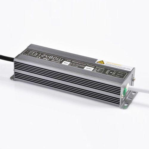 Блок питания импульсный PROLUM 80W 12V (IP67,6,67A) Premium