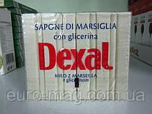 Мило господарське Dexal Sapone di Marsiglia con glicerina 2X250 р