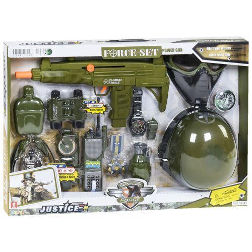 Военный набор оружия 34340