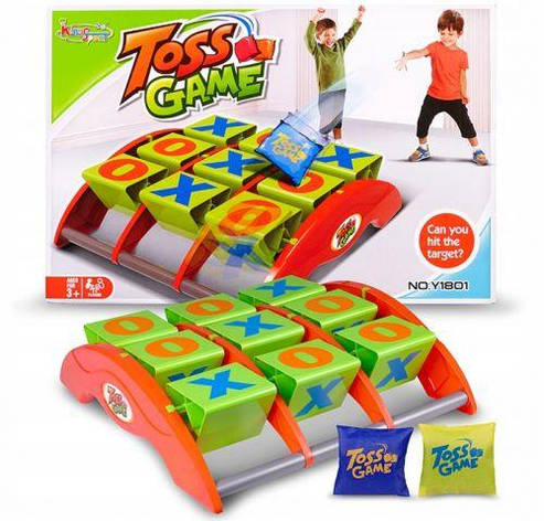 "Игра ""Toss Game: Крестики-нолики"" Y1801, фото 2"