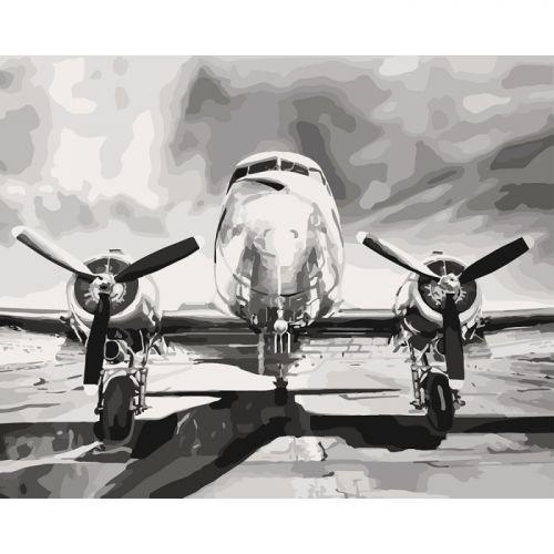 """Картина по номерам """"Мечта о высоте"""" КНО2518"""