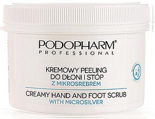 Соль увлажняющая Podopharm Professional Hand  Foot Bath Salt для ванн при педикюре и маникюре с экстрактами