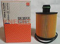 Фильтр маслянный Doblo 2010> 1.3 D,1.6D Knecht-Mahle