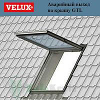 Мансардные окна VELUX серии GTL