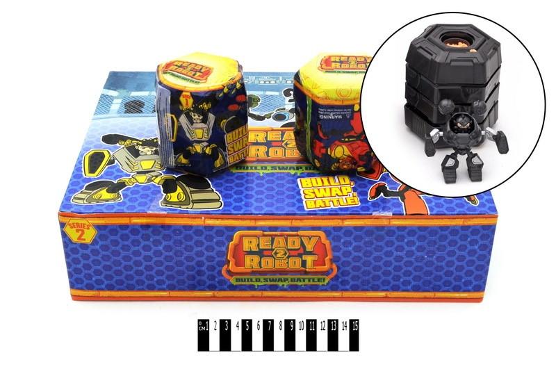 """Ігровий набір """"Ready2Robot"""" (коробка, 12шт) 663203 р.41*27,5*10,5см"""
