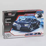 Машина-конструктор 1390 (24) Play Smart, 58 деталей, свет, звук, 2 цвета, в коробке, фото 2