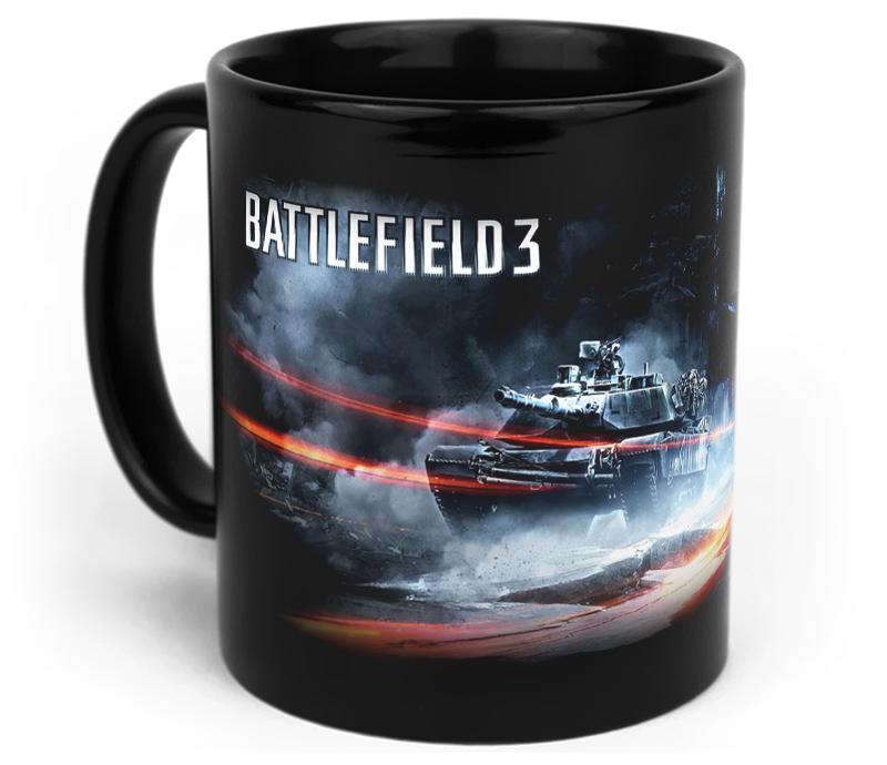 Кружка чашка Battlefield 3