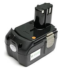 Аккумулятор PowerPlant для шуруповертов и электроинструментов HITACHI GD-HIT-18(B) 18V 4Ah