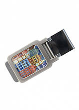 Зажим для денег DM 01 Голландия разноцветный SKL47-177291
