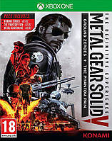 Metal Gear Solid V: The Definitive Expirience (Xbox One, русские субтитры)