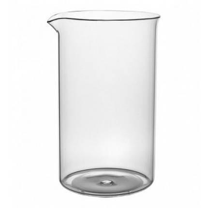 Скляна колба для френчпреса 350мл MAESTRO MR-0350, фото 2