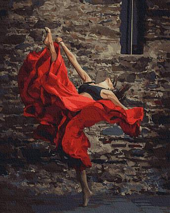 BK-GX36021 Картина для рисования по номерам В танце, Без коробки, фото 2