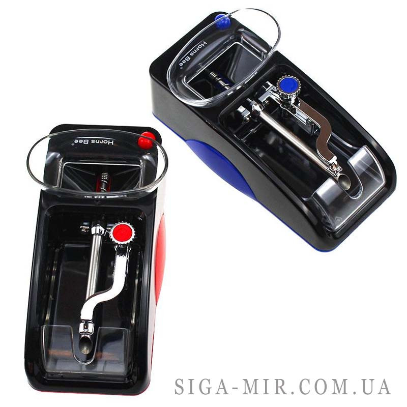 Электрическая машинка для набивки сигарет slim