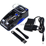 Электрическая машинка для набивки сигарет slim, фото 6