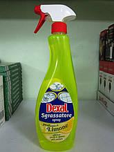 Миючий засіб спрей Dexal sgrassatore spray 750 мл