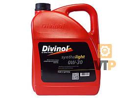 Олива 0W-30 Divinol Syntholight (02) 4 л