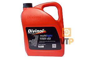 Олива 10W-40 Divinol Multilight  4 л
