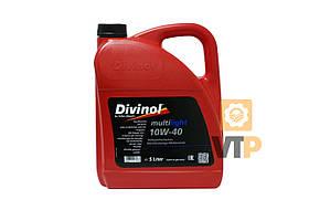 Олива 10W-40 Divinol Multilight  5 л