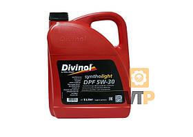 Олива 5W-30 Divinol Syntholight DPF 5 л