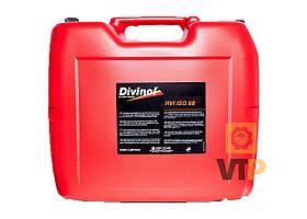 Олива МГЕ-68 20 л Divinol Hydraulikole HVI ISO 68