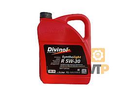 Олива 5W-30 Divinol Syntholight R 5 л