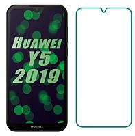 Защитное стекло на Huawei Y5 2019 прозрачное 2.5 D 9H (хуавей ю5)