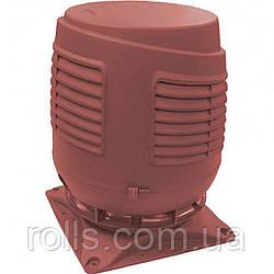 Приточный элемент INTAKE S-160 Припливний елемент VILPE Красный