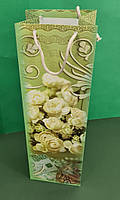 Пакет бумажный бутылочный 12/9/36(артBUT-68) (12 шт), фото 1