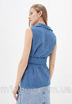 Женская рубашка с кружевом (Лайма lzn), фото 2