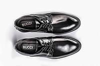 Туфли черные Bucci